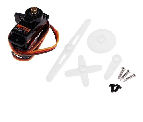 Micro Servo Emax Es08md Ii 12g Metal Digital