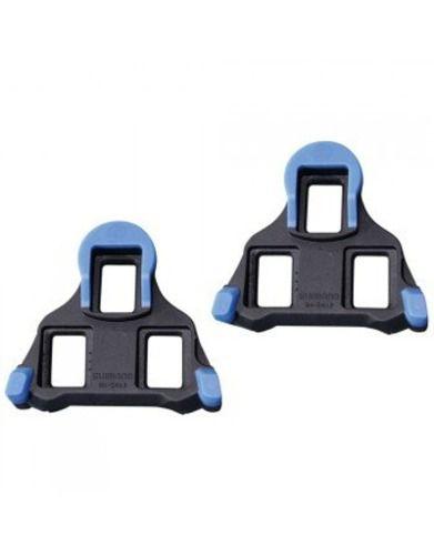 Taco Para Pedal Clip Shimano Speed Sm-sh12 Azul