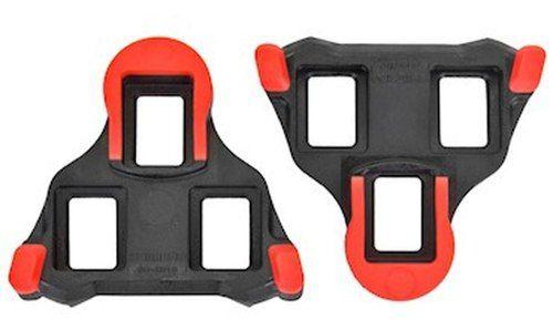 Taco Para Speed Sm-sh10 Shimano - Vermelho