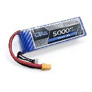 Bateria Lipo Leão 5000mah 14.8v 4s 30c