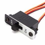 Chave Liga / Desliga Spektrum Deluxe 3 Wire Switch Harness