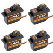4 - Micro Servo Emax Es08md Ii 12g