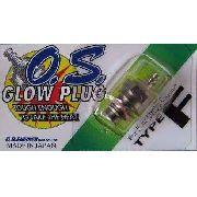 Vela Os Tipo F Para Motores 4 tempos Glow -  OSM71615009