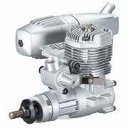 Motor Os 46ax II Glow Abl Com Escape/muffler - OSM15490