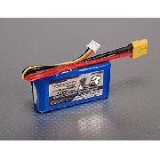 Bateria Lipo Turnigy 2s 7.4v 1300mah 20c