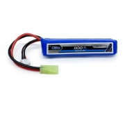 Bateria Lipo 1100mah 11.1v 3s 20c 1 Pack Airsoft Mini Tamiya
