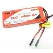 Bateria Onbo Power Life 1450mah 6.6v 25c