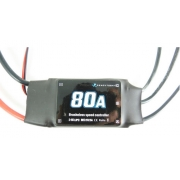 Esc Speed Control 80a Bec 5a Lipo 2-6s Brushless