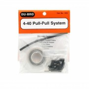 Kit Dubro Pull-pull System 4-40 - DUB518