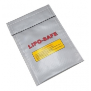 Lipo Safe Para Baterias De Lipo 23cm X 18cm Bolsa Protetora FJA-300
