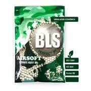 Munição Airsoft Bls Bbs 6mm 0.48g 1000 Esferas Sniper F-BBS48