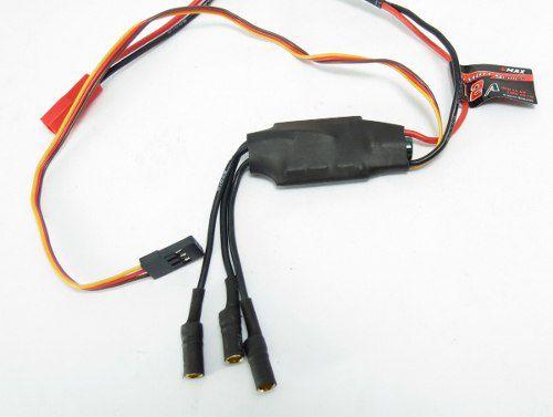 Combo Emax ShockFlyer GT2205 Esc 12A