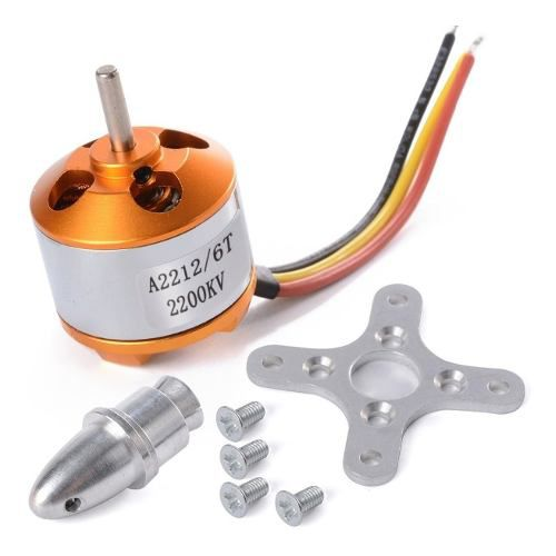 Motor Brushless A2212/6 2200kv