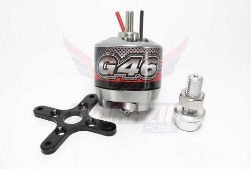 Motor Turnigy G46 Brushless Outrunner 670kv