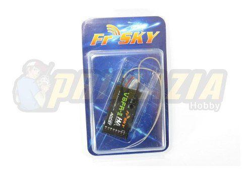 Receptor Frsky V8fr-ii 2.4ghz 8 Canais