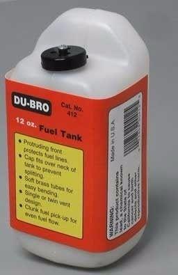 Tanque De Combustivel Dubro 12oz 350ml