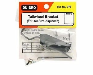 Bequilha Traseira Dubro Tail Wheel Bracket .60