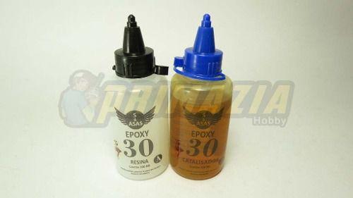 Cola Epoxy 30 minutos 200 gramas