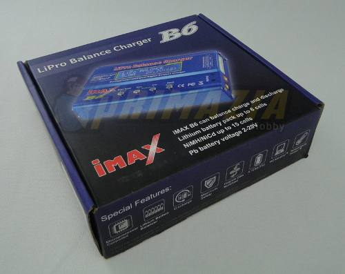 IMAX B6 Carregador Balanceador - ORIGINAL