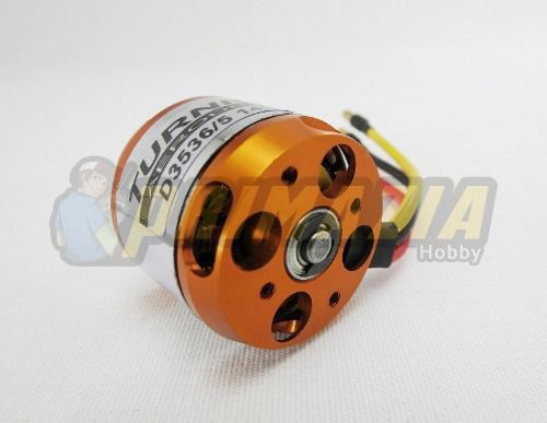 Motor Turnigy D3536/5 1450kv Brushless