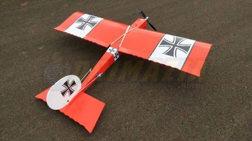 Kit Aeromodelo Ugly Stick Para Montar + Vinil + Decals