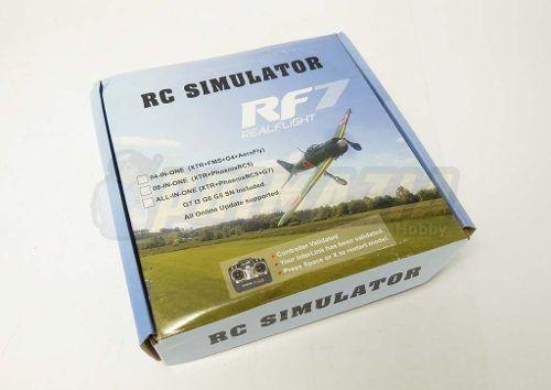 Cabo Simulador Usb Interface Phoenix 5 Realflight 7 Reflex