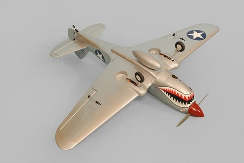 Aeromodelo Phoenix P-40 Kitty Hawk 61-91 15cc - PH137