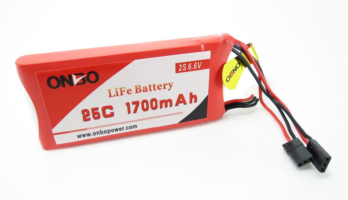 Bateria Onbo Power Life 1700mah 6.6v 25c