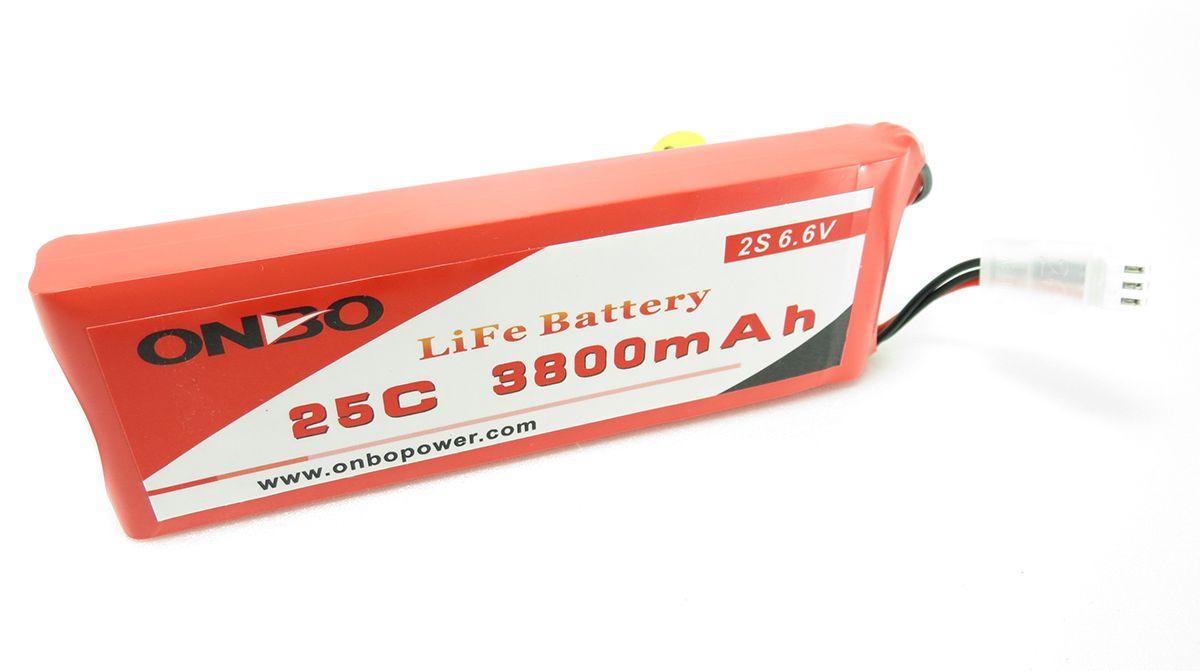 Bateria Onbo Power Life 3800mah 2s 6.6v 25c