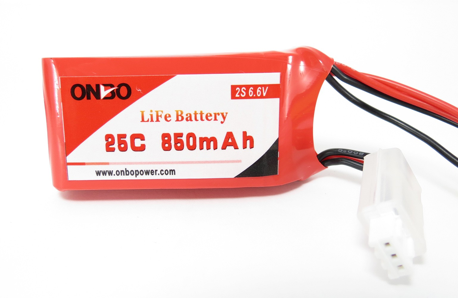 Bateria Onbo Power Life 850mah 6.6v 25c