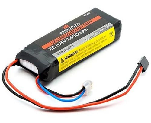 Bateria Spektrum Life 1450mah 6.6v 2s Receptor - SPMB1450LFRX