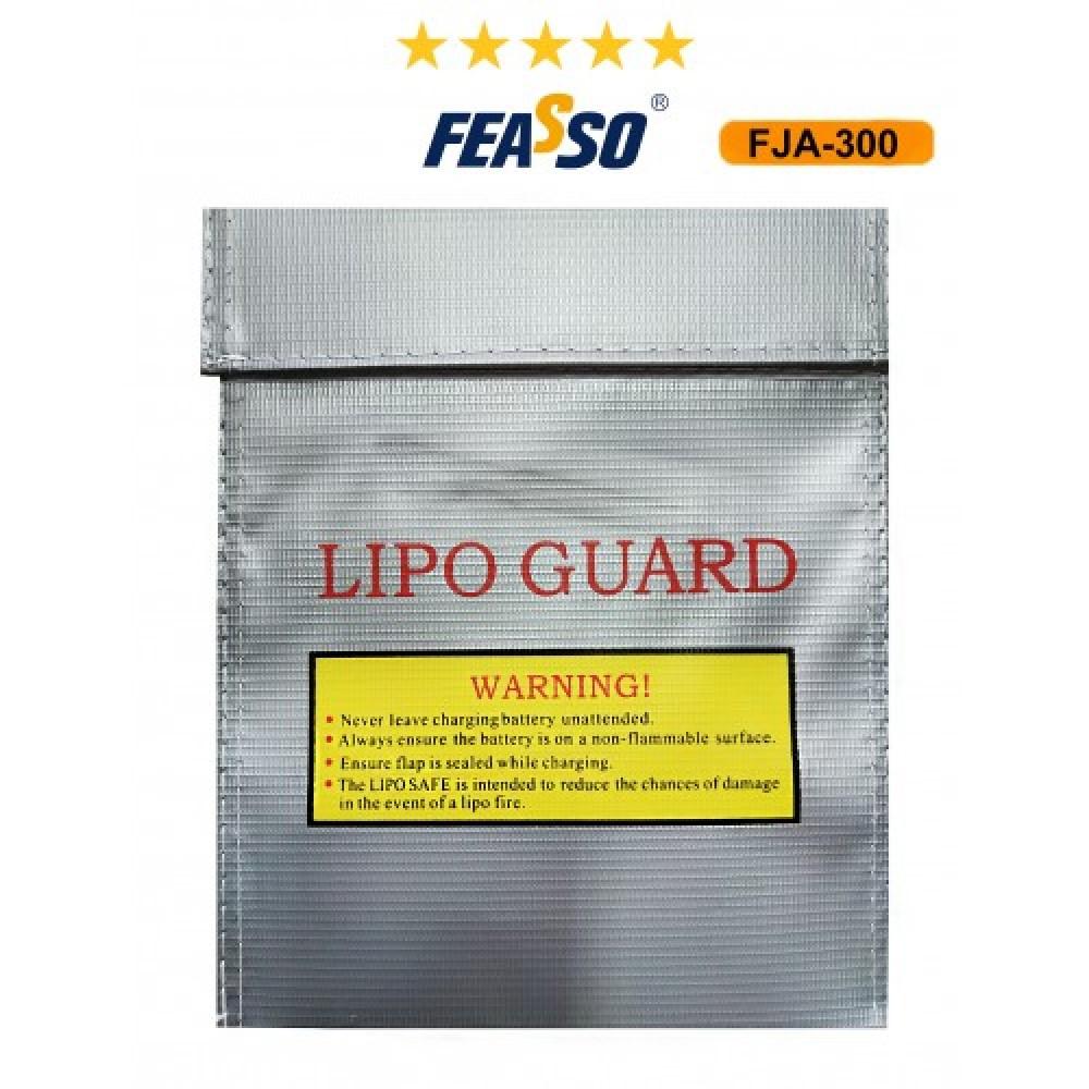Capa protetora para baterias lipo / Lipo Safe fja-300