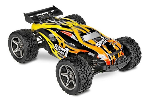 Carro Controle Wltoys Off Road 4x4 Buggy 1/12 45km/h