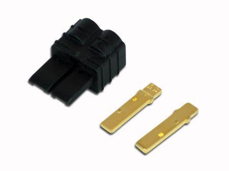 Conector Traxxas - Macho ou Femea