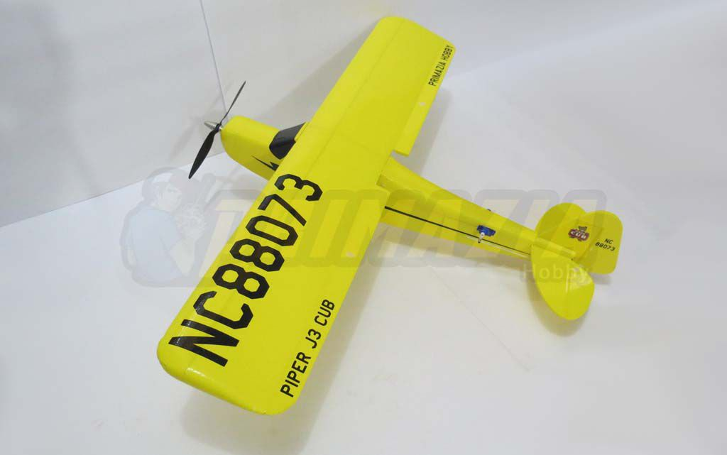 Kit De Decals Piper J3 Cub 100cm