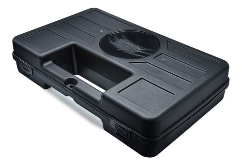 Maleta Rígida Leão Para Transporte Pistola Airsoft E Pressão