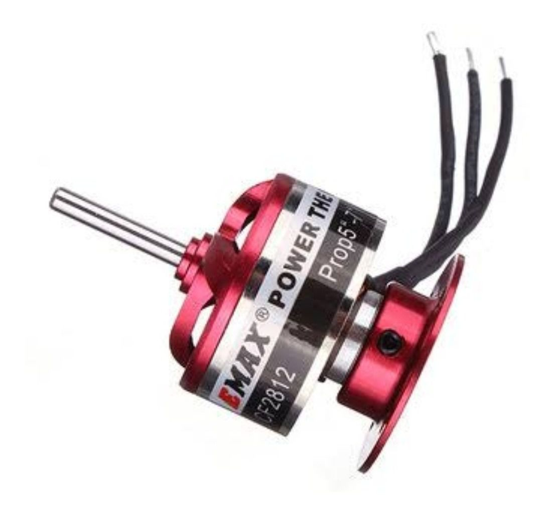 Motor Emax 2812 1534kv Brushless