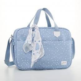 Bolsa Maternidade Bunny Azul