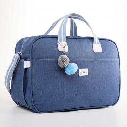 Bolsa Maternidade Color Azul