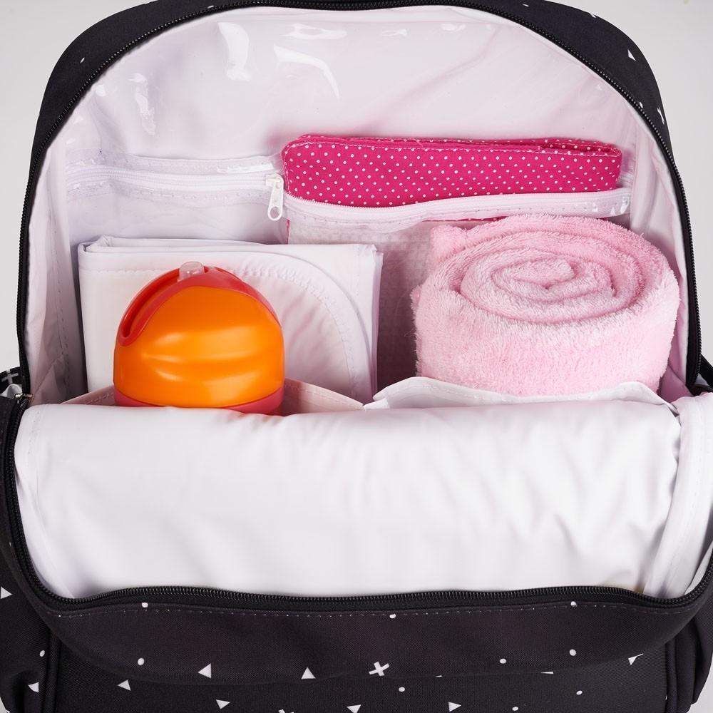 kit Maternidade, Mala, Bolsa e Mochila Térmica Urban Hey Baby