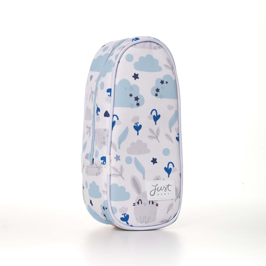Porta Mamadeira Térmico Bunny Azul