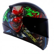 CAPACETE LS2 FF353 RAPID HAPPY DREAMS GLOW