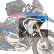 PROTETOR MOTOR GIVI SUPERIOR R1250GS 1200 2017/19 OX PRATA