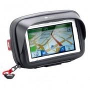 SUPORTE GIVI PARA GPS 3,5 POL PRETO