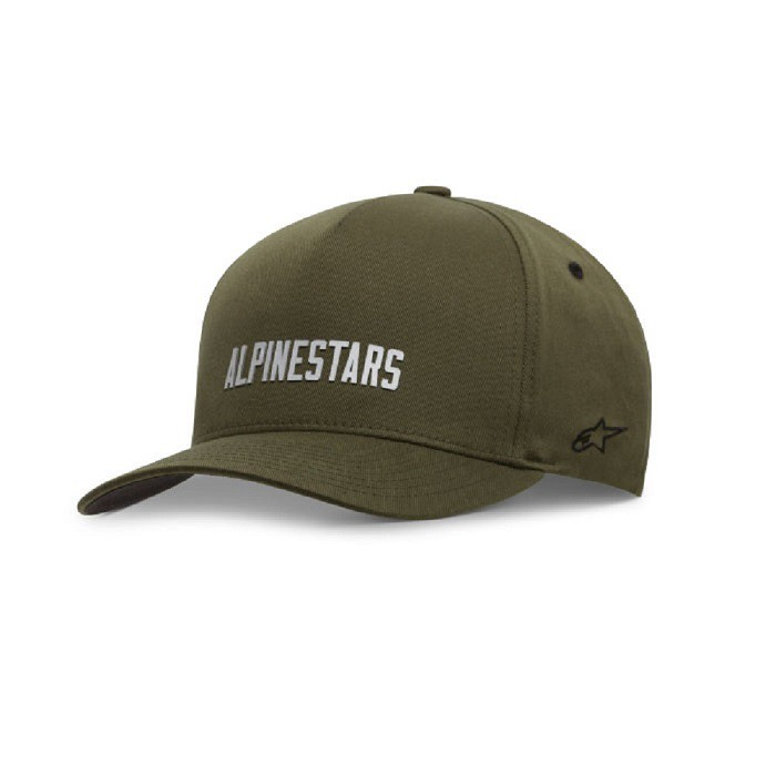BONE ALPINESTARS LAW VERDE MILITAR S/M