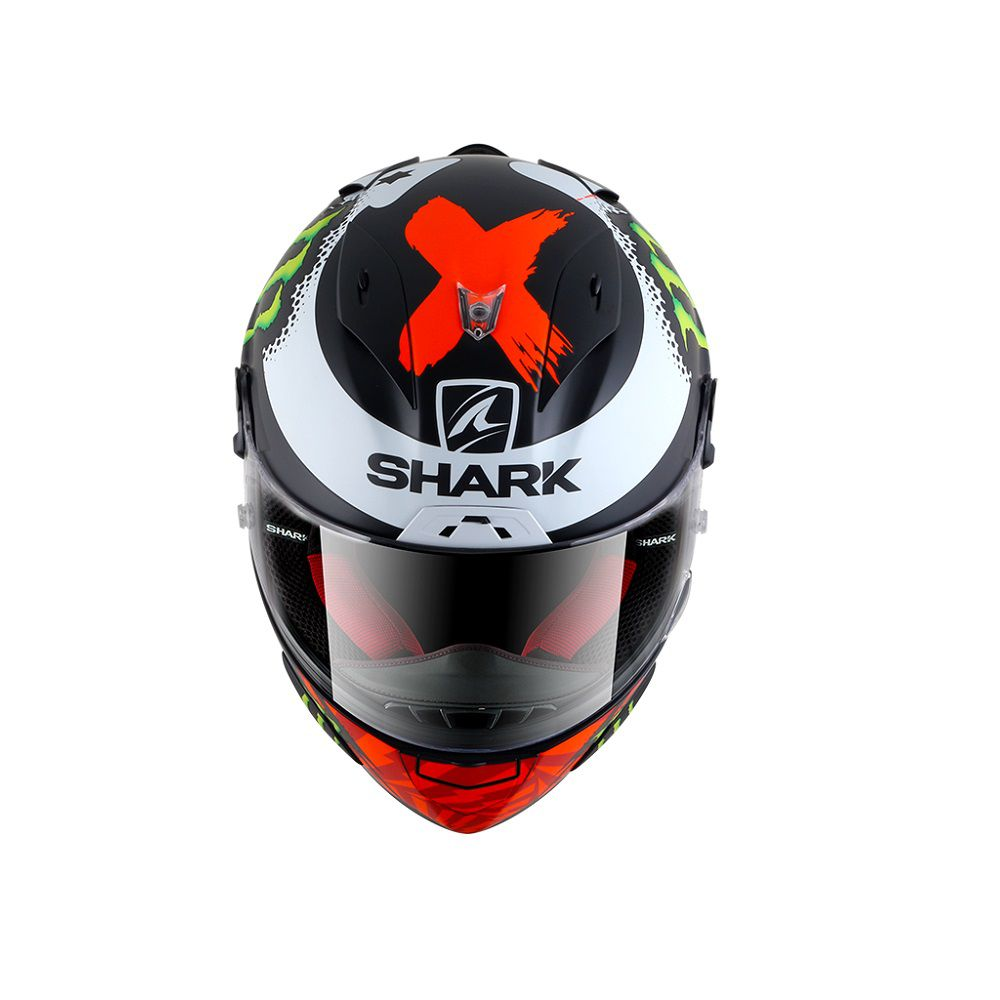 CAPACETE SHARK RACE-R PRO LORENZO PRETO