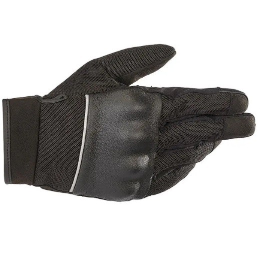 LUVA ALPINESTARS C VENTED AIR PRETO
