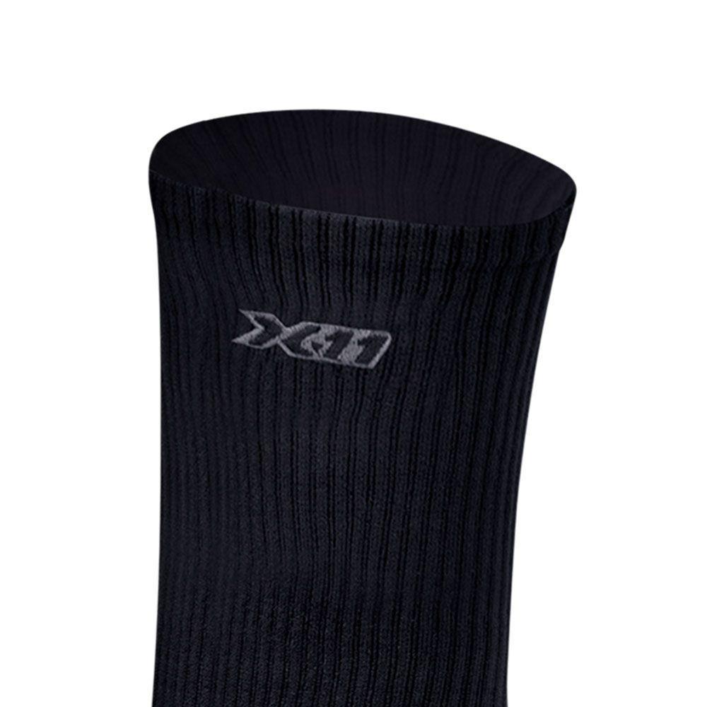 MEIA X11 THERMIC 39/43 PRETO