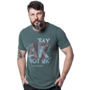 Camiseta Bad Boy Tactical AK-47 A LENDA