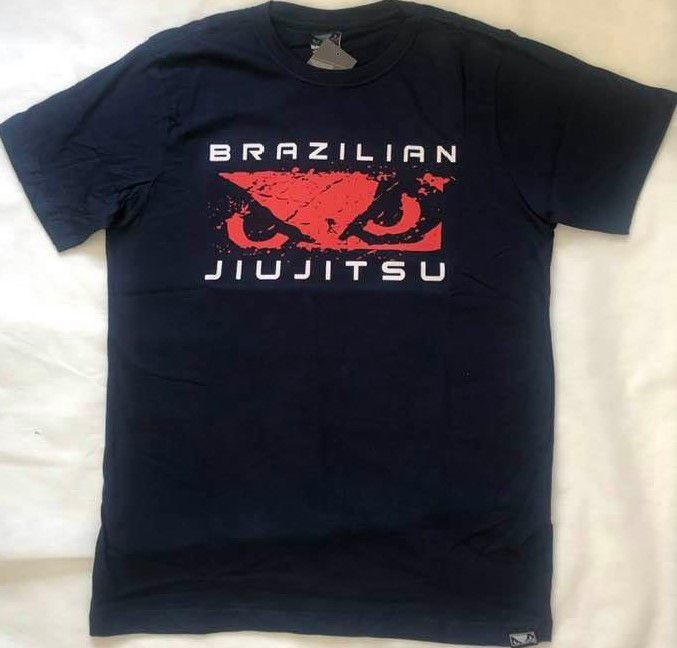 Camiseta Bad Boy BJJ